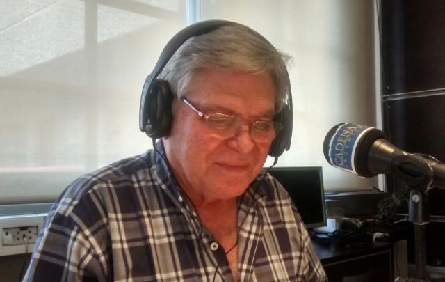 Rony Vargas fue declarado Ciudadano Ilustre de Córdoba.