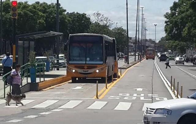 El Sólo Bus ya funciona con éxito en avenida Sabattini.