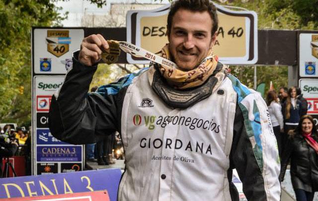 AUDIO: Giordana dijo que su fuerte son los terrenos serranos (Informe de Gustavo Corradini)