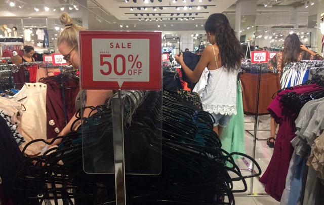 El proyecto busca mitigar el auge de compras en Chile (Foto ilustrativa).
