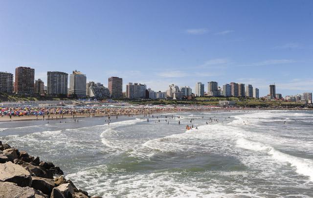 Mar del Plata celebra su 143 aniversario.