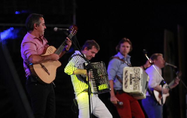 Los Alonsitos, por única vez en Bien Argentino (Foto archivo)