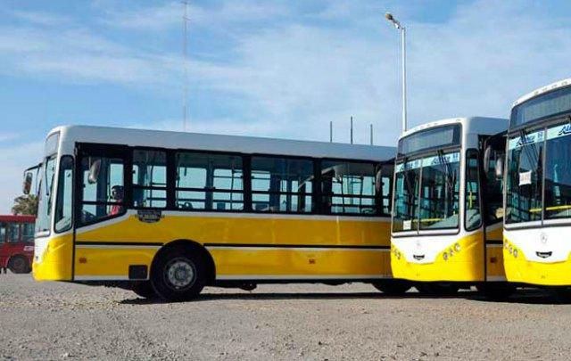 No hay servicios en la línea 70, que pertenece a Autobuses Santa Fe.