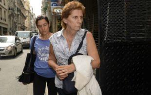 Sara Garfunkel tiene prohibida la salida del país.