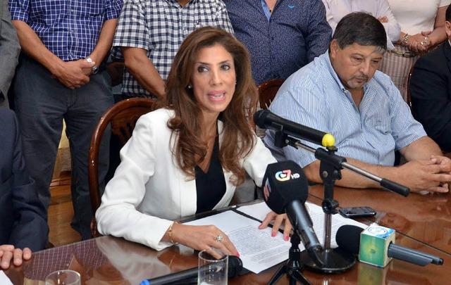 Ledesma de Zamora anunció un aumento a docentes y estatales (Foto: Archivo)