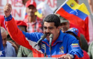 La crisis en Venezuela dejó un saldo de casi un centenar de muertos.