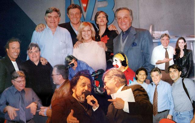 La entrevistas de Viva la Radio marcaron un estilo en Cadena 3.