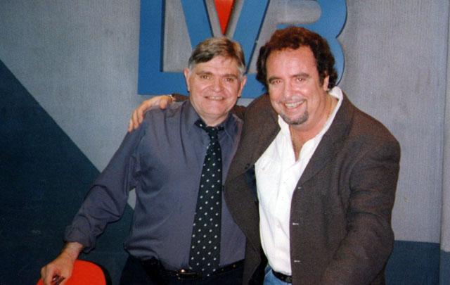 Rony Vargas y Dyango en Viva la Radio.