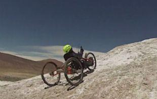 Maggi comenzará el ascenso al punto más alto del Himalaya el domingo.