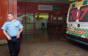 Se restringieron las visitas en el Hospital de Urgencias de Córdoba.