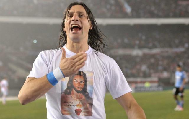 Olave seguirá en Belgrano hasta 2017 (Foto: Archivo)