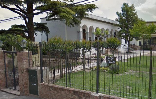 El hecho ocurrió en el Instituto San José (Foto: Google Street View)