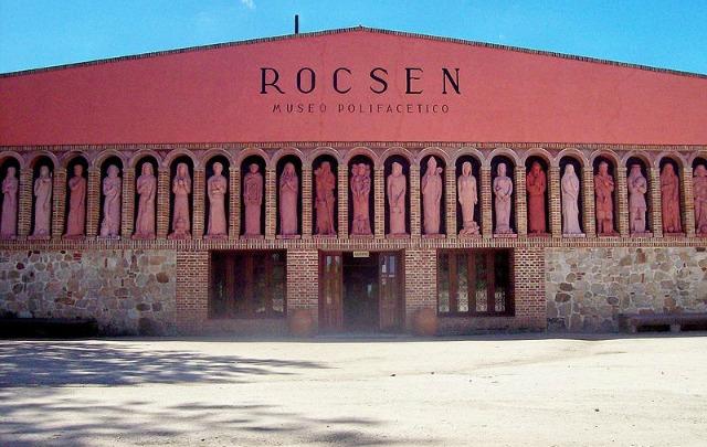 FOTO: El Museo Polifacético Rocsen está ubicado a 150 kilómetros de Córdoba Capital.