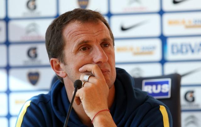El ''Vasco'' no confirmó el equipo y prefiere ser cauteloso con las chances de Boca.