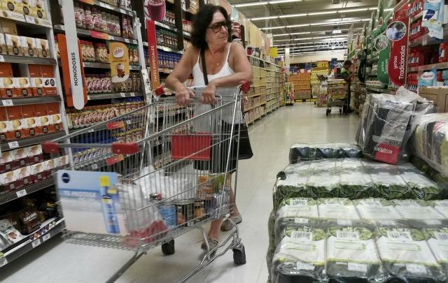 La inflación de diciembre fue de 1,2%, según el Indec.