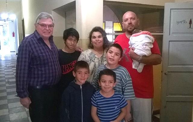 AUDIO: ''Mi mujer estaba de 8 meses en el temporal'', dijo el padre (Informe de Rony Vargas)