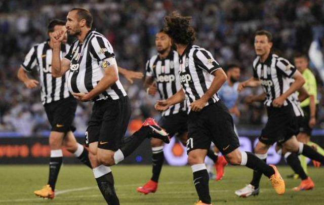 Juventus se consagró campeón de la Copa de Italia.