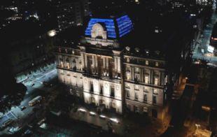 Enviarán un proyecto para renombrar el Centro Cultural Kirchner.