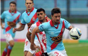 Los de Sarandí marchan últimos en el campeonato.