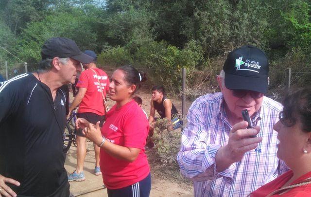 Los médicos apuntan que el trabajo en La Merced se extienda a otras comunidades.
