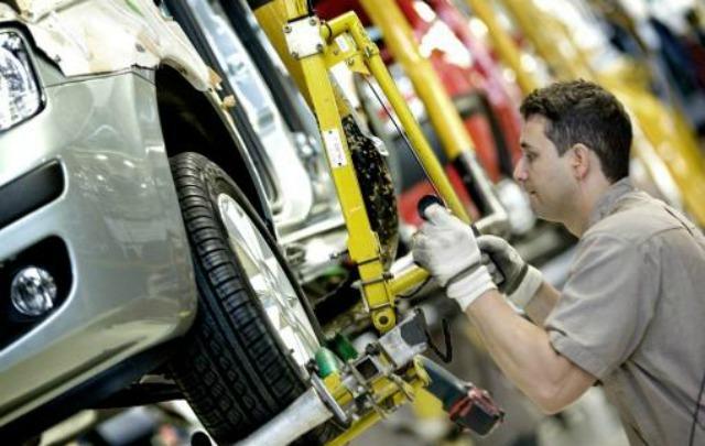 Según Adefa, en septiembre la producción de vehículos creció un 10,2%.