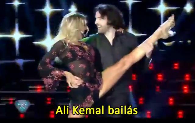 El cuarteto de Alí Kemal