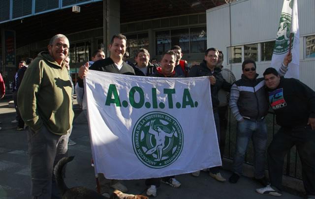 Los trabajadores nucleados en Aoita terminarán el año con una mejora (Foto: Archivo)