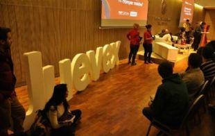 El Juevex Emprendedor congregó a más de 500 personas en la Bolsa de Comercio.