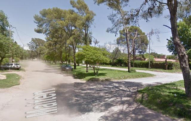 El hecho ocurrió en las calles Chicalco y Maitén (Foto: Google Street View)