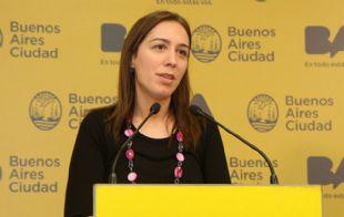 María Eugenia Vidal confía en ganar los comicios de Buenos Aires.