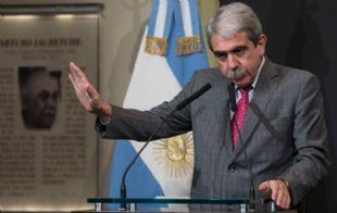"""Aníbal Fernández dijo que """"después se vuelve a la normalidad"""" (Foto: Archivo)."""