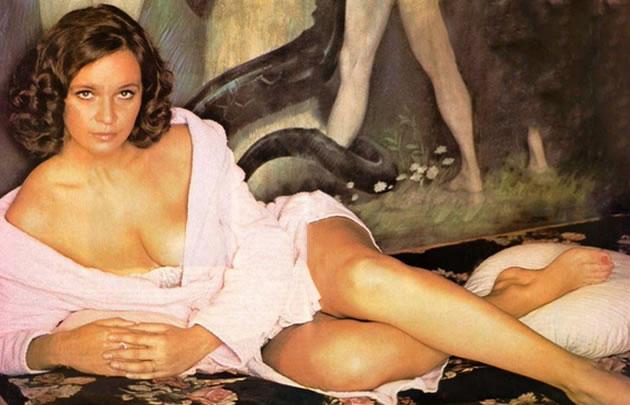 Laura Antonelli, el mito erótico del cine italiano de los '70.