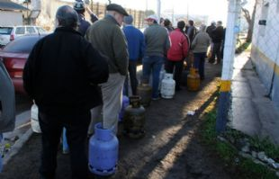 Advierten que faltará gas en Salta (Foto de archivo)