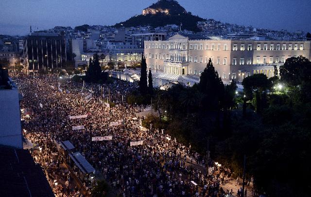 Tsipras rechazaría la oferta de la Comisión Europea.