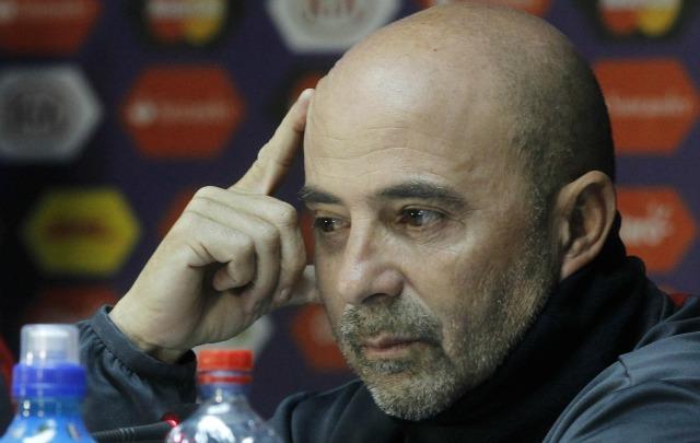 Jorge Sampaoli ya no es más el técnico de Chile.