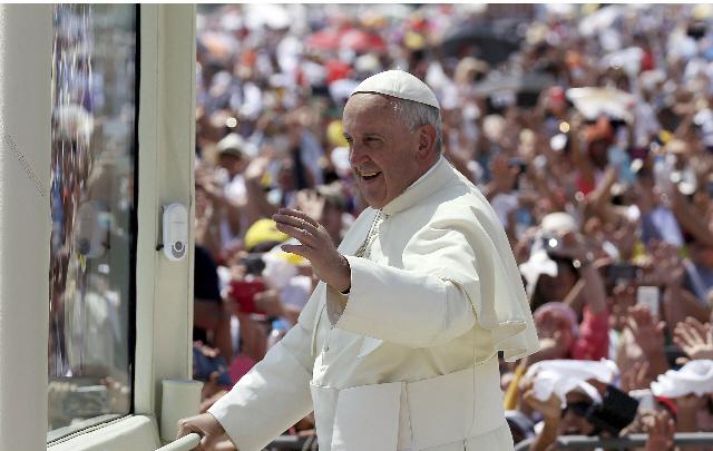 El Papa dice que el perdón no se puede negar a los arrepentidos (Foto: Archivo)