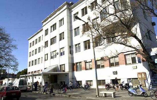 La niña era atendida en el Hospital Iturraspe Santa Fe (Foto: El Litoral)