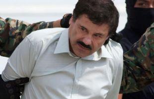 ''El Chapo'' es el narco más buscado del mundo.