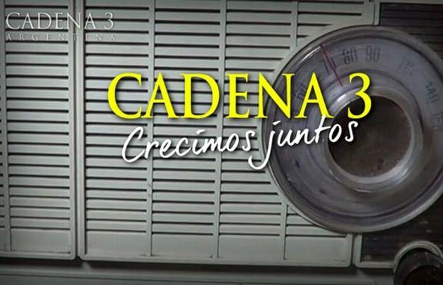 Los famosos del país saludan a Cadena 3.