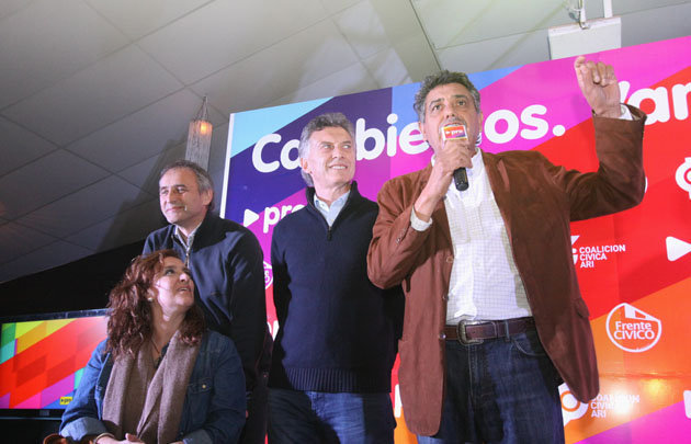 Eduardo ''Gato'' Romero resultó electo intendente en Villa Allende.