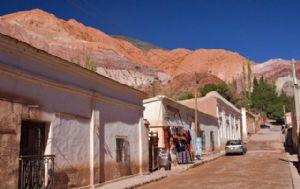 Quebrada de Humahuaca fue declarada Patrimonio de la Humanidad.