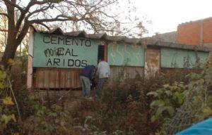 Laura Moyano fue asesinada en esta obra en construcción abandonada.