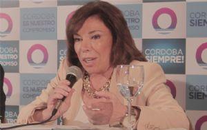 Olga será candidata a vice intendente de Luis Juez