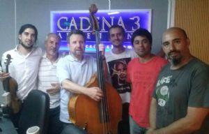 Damián Torres Quinteto en Noche y Día