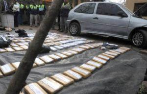 Hallaron 150 kg de droga en Tucumán (Foto de Antonio Ferroni)