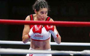 Chapita Gutiérrez dijo que el boxeo es su gran pasión.