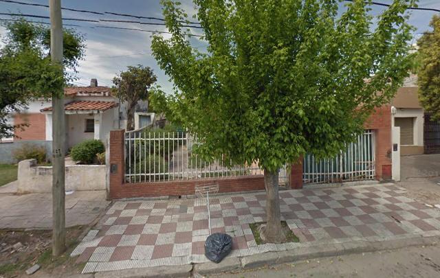 El incendio fue en el interior de esta casa (Foto: Google Street View)