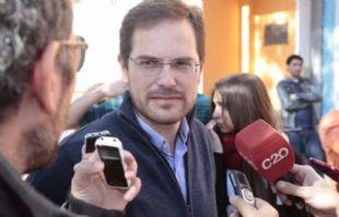 Gill dijo que habrá fondos para obras viales en Córdoba.