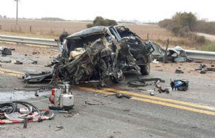 Dramática escena dejó el grave accidente (Foto: fmbellaitalia.com)