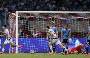 Juventus venció al City y es líder del grupo (@Sporcenter).